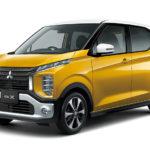 三菱「新型ekクロス」発表:これがミニデリカD5の軽SUVだ!