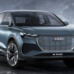アウディ「新型 Q4 e-tron Concept 2019」公式デザイン画像集!
