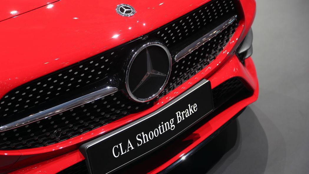 2020 mercedes benz cla shooting brake 1 17 newcar design. Black Bedroom Furniture Sets. Home Design Ideas