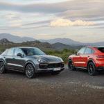 ポルシェ「新型 Cayenne Coupe 2020」公式デザイン画像集!