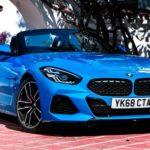 BMW「新型 Z4 [UK] 2019」公式デザイン画像集!
