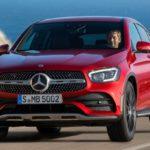 メルセデスベンツ「新型 GLC Coupe 2020」公式デザイン画像集!