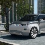 Fiat「Centoventi Concept」発表:パンダEVはカスタマイズ自由自在!