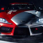 トヨタ「GR Supra GT4 Concept」発表:スープラの新レース仕様モデル!