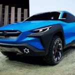 スバル「VIZIV アドレナリン コンセプト」発表:新世代デザインのコンセプト!