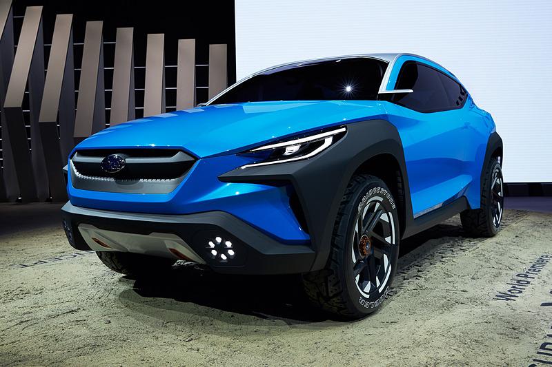 Subaru Viziv Adrenaline Concept: Geneva 2019 - NEWCAR-DESIGN