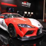 トヨタ「GR Supra GT4 Concept」がカッコイイ:実車デザイン画像集@ジュネーブ