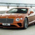 ベントレー「新型 Continental GT V8 2020」公式デザイン画像集!