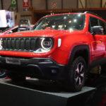 Jeep Renegade Plug-In Hybrid : 日本でも人気のレネゲードにPHVモデルが登場!
