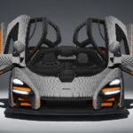 マクラーレン「セナ」のレゴ版が完成:製作時間は5000時間で最高速335km/h!