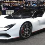 Pininfarina Battista がカッコイイ!実車デザイン画像を公開!