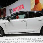 トヨタ「新型 カローラGRスポーツ」実車デザイン画像集@ジュネーブ