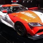 Toyota Supra GT4 Concept: Geneva 2019