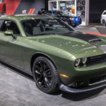 Dodge「Challenger Stars and Stripes Edition 2019」実車デザイン画像集@NY!