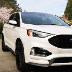 フォード「新型 Edge ST 2019」実車デザイン画像集!