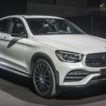 メルセデスベンツ「新型 GLC Coupe 2020」実車デザイン画像集!
