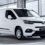 トヨタ「新型 PROACE CITY VAN」発表:欧州での主力商用バンに!日本では…