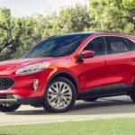 フォード「新型 Escape 2020」公式デザイン画像集!