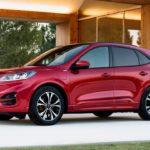 フォード「新型 Kuga 2020」公式デザイン画像集!