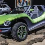 フォルクスワーゲン「新型 ID Buggy Concept」実車デザイン画像集!