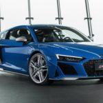 アウディ「新型 R8 Coupe 2019」公式デザイン画像集!
