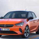 オペル「新型 Corsa-e 2020」公式デザイン画像集!