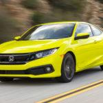 ホンダ「新型 Civic Coupe 2019」公式デザイン画像集!