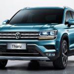 VW「新型 Tharu」発表:ファミリー向けSUVは中国専用?
