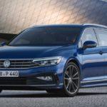 フォルクスワーゲン「新型 Passat Variant 2020」公式デザイン画像集!