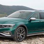 VW「新型 Passat Alltrack 2020」公式デザイン画像集!