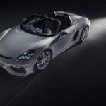 ポルシェ「新型 718 Spyder 2020」公式デザイン画像集!