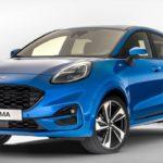 フォード「新型 Puma 2020」公式デザイン画像集!