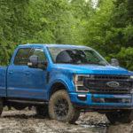 フォード「新型 F-Series Super Duty Tremor 2020」公式デザイン画像集!