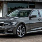 BMW 「新型 3-Series Touring 2020」公式デザイン画像集!
