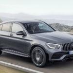 Mercedes-AMG「新型 GLC 43 Coupe 2020」デザイン画像集!