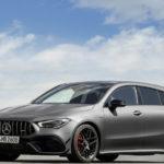 Mercedes-AMG「新型 CLA 45 S Shooting Brake 2020」デザイン画像集!