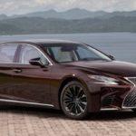 レクサス「新型 LS 500 Inspiration Series 2020」公式デザイン画像集!