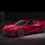 シボレー「新型 Corvette Stingray 2020」公式デザイン画像集!