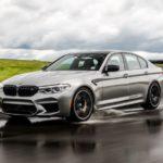 BMW「新型 M5 Competition 2020」公式デザイン画像集!