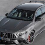 メルセデスベンツ「新型 A45 S AMG 4Matic 2020」公式デザイン画像集!