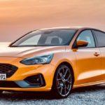フォード「新型 Ford Focus ST 」公式デザイン画像集!