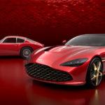 アストンマーチン「新型 DBS GT Zagato 2020」公式デザイン画像集!
