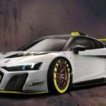 アウディ「新型 R8 LMS GT2 2020」公式デザイン画像集!