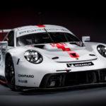 ポルシェ「新型 911 RSR 2019」公式デザイン画像集!