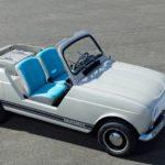 ルノー「e-Plein Air」はクラシック × EVのコンセプトモデル!