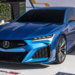 Acura「Type S Concept」実車がめちゃくちゃカッコいい!