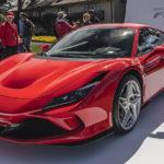 フェラーリ「F8 Tributo」実車が超カッコいい@ペブルビーチ