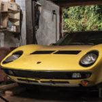Lamborghini「Miura S 1969」奇跡の1台を発見!落札予想は1億円超!