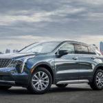 キャデラック「新型 XT4 Premium Luxury 2020」公式デザイン画像集!