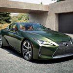 """レクサス「LC500」2020年モデルに""""NORI GREEN""""100台限定発売@北米!"""